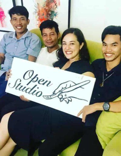 Open Studio Artists