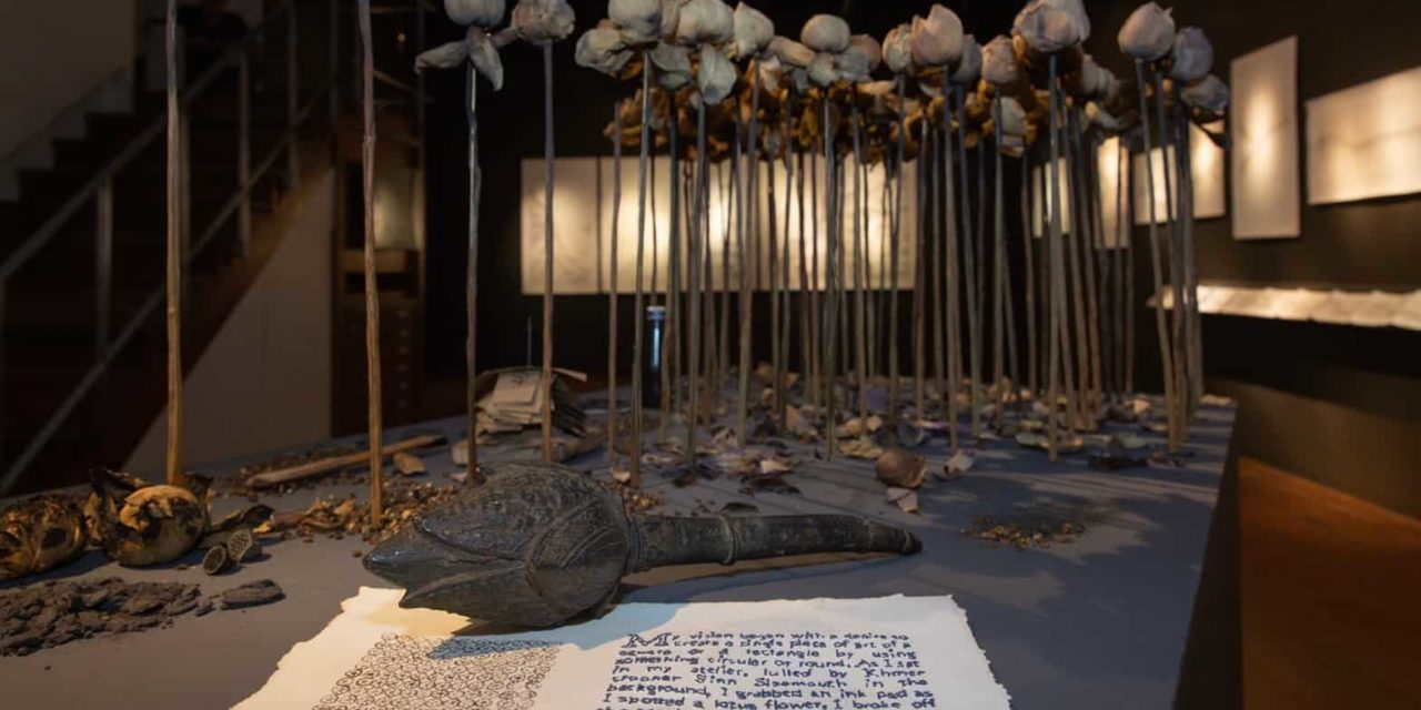 Sacred Ink Lotus Art – The Calm Conjuring of Morrison Polkinghorne