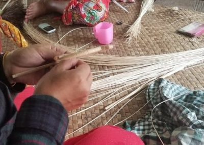 Weavers at MANAVA