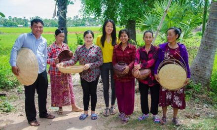Ka-Lai Chan & MANAVA – The Designer in the Midst of Cambodia